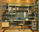 freedomRail Maple home office